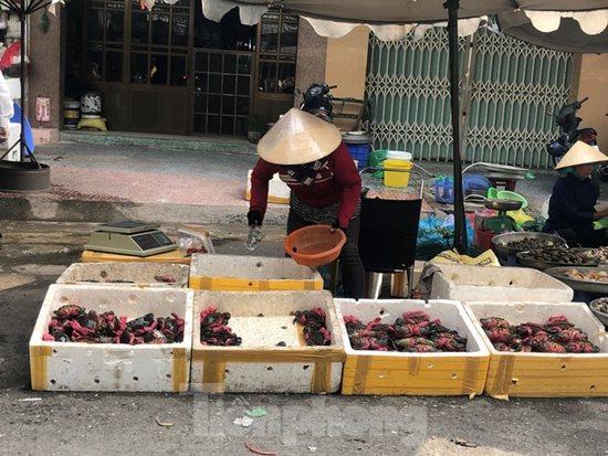 Ngày vía Thần Tài, cá lóc, hải sản ở TP.HCM 'gặp hạn' - Ảnh 11