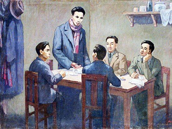 Đảng Cộng sản Việt Nam - Kết tinh của lịch sử, trọng trách trước lịch sử - Ảnh 1