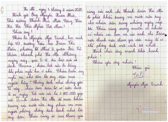 Bé gái từng viết thư cho Thủ tướng, đi phát khẩu trang miễn phí ở bến xe - Ảnh 4