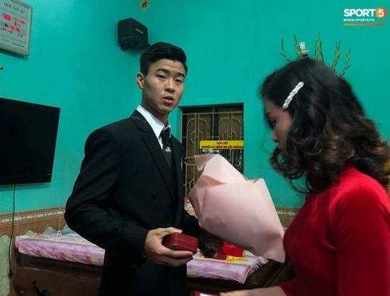 Những hình ảnh ấn tượng trong lễ cưới Duy Mạnh - Quỳnh Anh - Ảnh 2