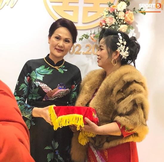 Những hình ảnh ấn tượng trong lễ cưới Duy Mạnh - Quỳnh Anh - Ảnh 4
