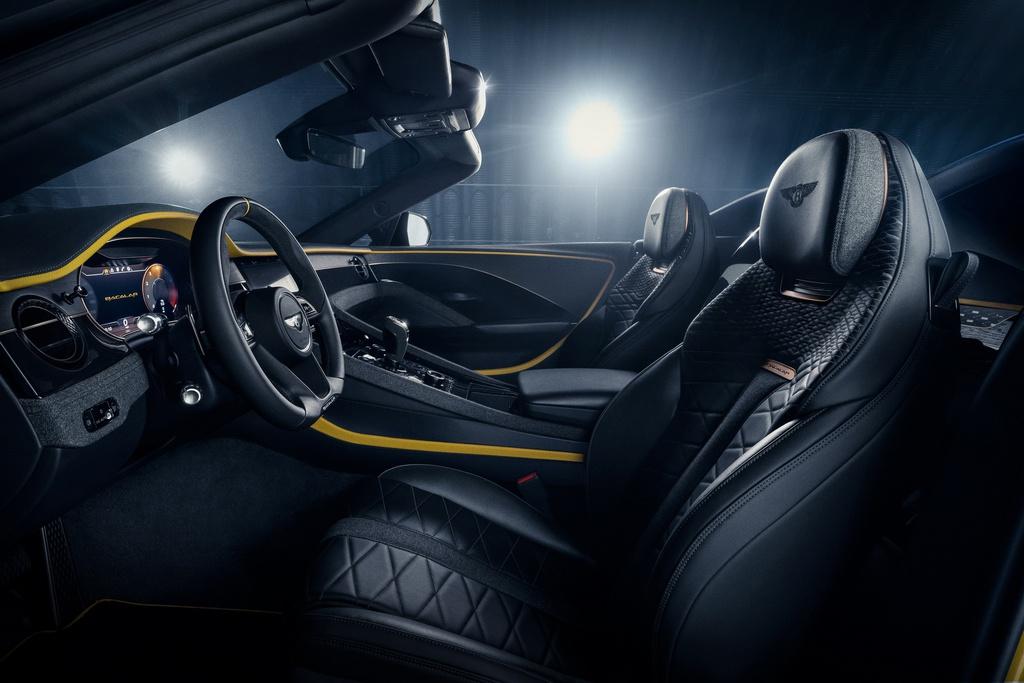 Bentley ra mắt mẫu xe Mulliner Bacalar, giới hạn 12 chiếc trên thế giới - Ảnh 4
