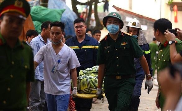 Vụ cháy 8 người chết ở Hà Nội: Khởi tố giám đốc công ty liên quan - Ảnh 1