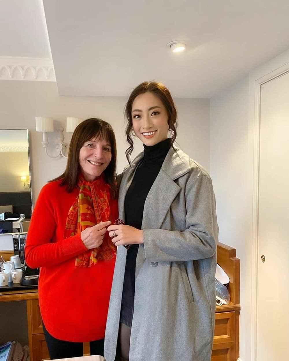 Chủ tịch Hoa hậu Thế giới Julia Morley dương tính với Covid-19 - Ảnh 2
