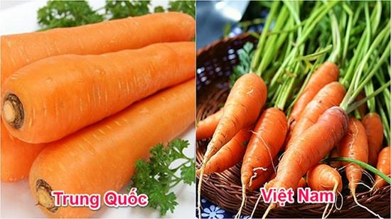 Tuyệt chiêu để phân biệt rau củ Trung Quốc và Việt Nam cho các bà nội trợ - Ảnh 4