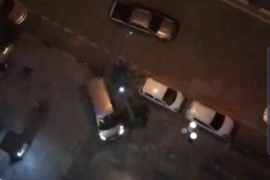 Nghi án nổ súng gây thương tích ở Hà Đông: Bắt giữ một số nghi can - Ảnh 1