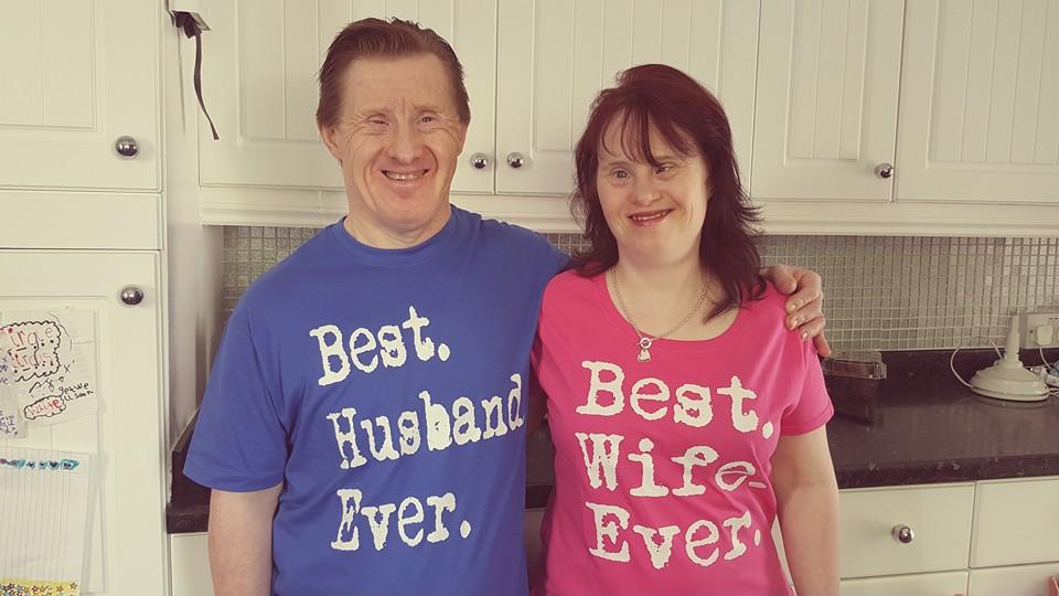 Cặp vợ chồng bệnh Down kỷ niệm 25 năm ngày cưới: Không có ký ức cho đến khi gặp anh - Ảnh 3