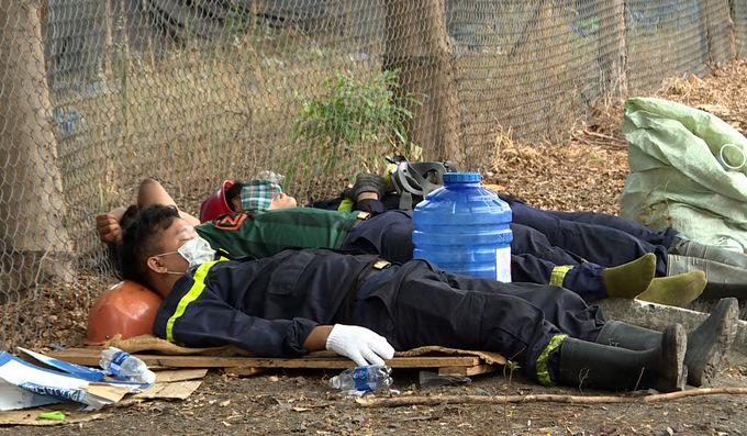Bà Rịa Vũng Tàu: Cháy kho chứa 14.000 tấn hạt điều, thiệt hại hàng trăm tỷ đồng - Ảnh 2