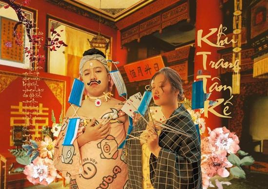 Cười vỡ bụng với album ảnh đi du lịch tại gia của cặp vợ chồng trẻ Hà Thành - Ảnh 10