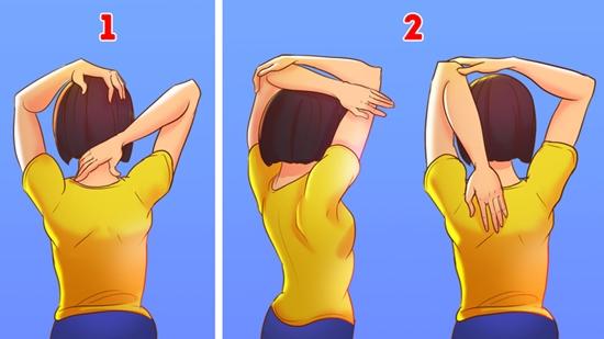 Những động tác thể dục tại nhà giúp bạn có dáng đẹp, khỏe mạnh - Ảnh 9