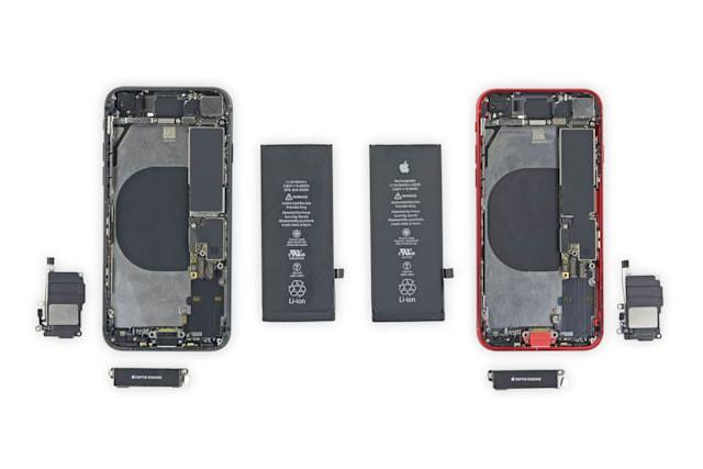 Tin tức công nghệ mới nóng nhất hôm nay 27/4: Linh kiện của iPhone 8 có thể thay thế vào iPhone SE 2020 - Ảnh 1