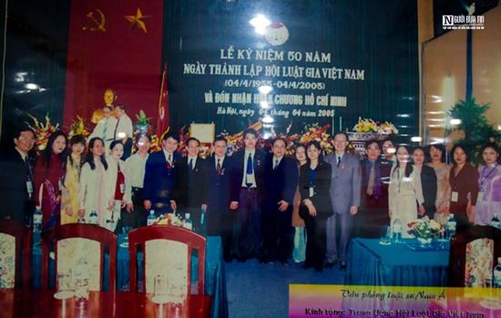 """Chủ tịch Hội Luật gia Việt Nam: """"65 năm là những chặng đường không thể quên"""" - Ảnh 2"""