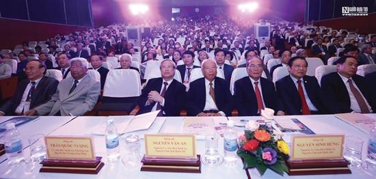 """Chủ tịch Hội Luật gia Việt Nam: """"65 năm là những chặng đường không thể quên"""" - Ảnh 3"""