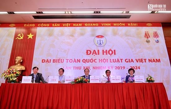 """Chủ tịch Hội Luật gia Việt Nam: """"65 năm là những chặng đường không thể quên"""" - Ảnh 8"""