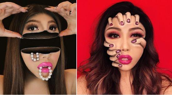 Những bậc thầy trang điểm khiến ai cũng phải trầm trồ vì ngỡ rằng sản phẩm của họ là photoshop - Ảnh 7
