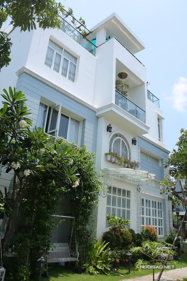"""""""Lâu đài"""" nửa triệu đô nhà Thuý Hạnh - Minh Khang khiến mọi người phải suýt xoa - Ảnh 2"""