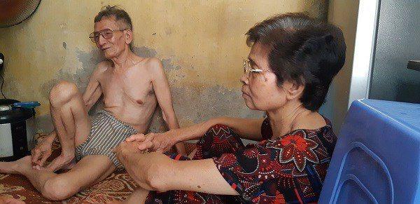 Cuộc sống của người dân nghèo Hà Nội ngày nắng nóng - Ảnh 13