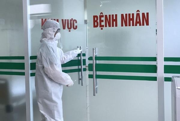 Thêm 1 trường hợp nhập cảnh mắc COVID-19, Việt Nam có 334 ca - Ảnh 1