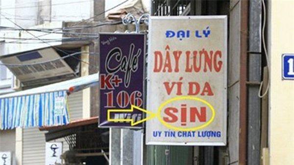 Điểm danh những biển quảng cáo sai chính tả khiến dân mạng cười té ghế - Ảnh 3
