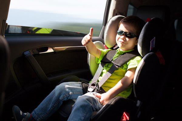 Khi chở trẻ em trên ô tô, cần lưu ý những gì? - Ảnh 3