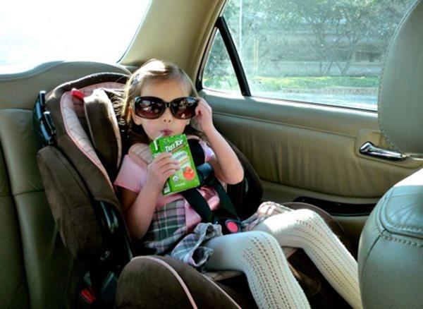 Khi chở trẻ em trên ô tô, cần lưu ý những gì? - Ảnh 4