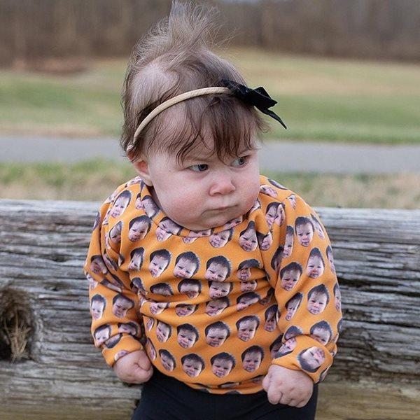 """Phì cười với bé gái luôn mang biểu cảm """"giận cả thế giới"""" từ khi mới sinh - Ảnh 7"""