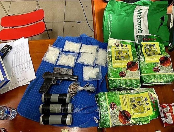 TP.HCM: Triệt phá đường dây mua bán 86kg ma túy xuyên quốc gia - Ảnh 2