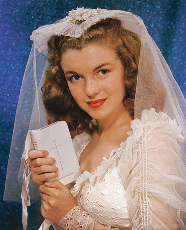 """Cuộc đời bất hạnh của """"biểu tượng sex"""" Hollywood thế kỷ 20 Marilyn Monroe - Ảnh 4"""