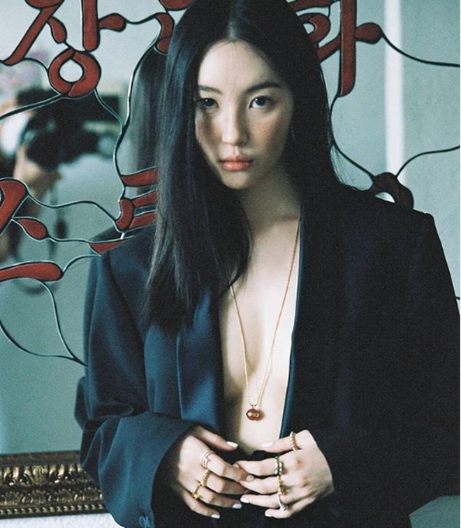 Bình luận ca sĩ Sunmi giống tiếp viên quán bar, fan Hàn Quốc bị phạt gần 10 triệu đồng - Ảnh 2