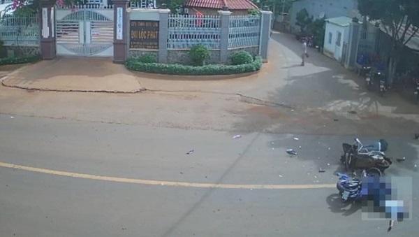 Bình Phước: 4 người tử vong trong ngày do tai nạn xe máy - Ảnh 2