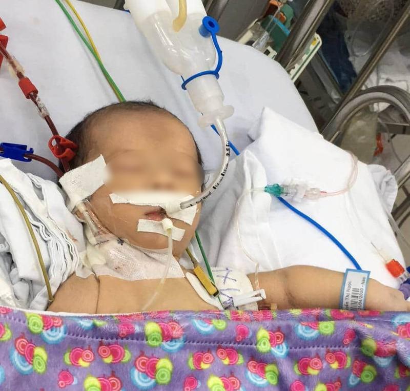 Bé sơ sinh 3 ngày tuổi đột ngột hôn mê do bệnh hiếm gặp, cha mẹ cần lưu ý  - Ảnh 1