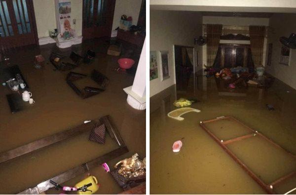Cộng đồng mạng cập nhật liên tục hình ảnh, clip mưa lũ lớn Hà Giang - Ảnh 4