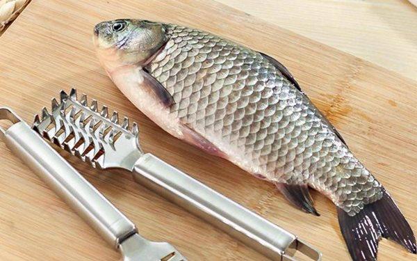 Hóa ra cá có mùi tanh là do những thứ này, loại bỏ hết đảm bảo món ăn thơm ngon hơn - Ảnh 1