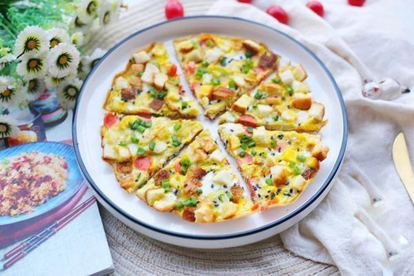 Hô biến 2 lát sandwich thừa thành bánh pizza thơm ngon chỉ trong chớp mắt - Ảnh 5