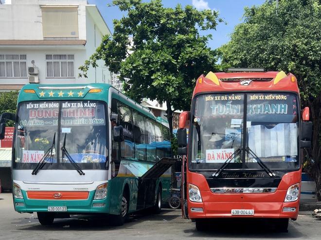 Bến xe Miền Đông giảm nửa chuyến xe tuyến TP.HCM - Đà Nẵng - Ảnh 1