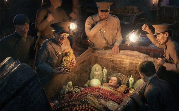 Bí mật rùng rợn về 100 đứa trẻ được chôn theo Từ Hy Thái Hậu, biết lý do người người đều căm phẫn - Ảnh 6