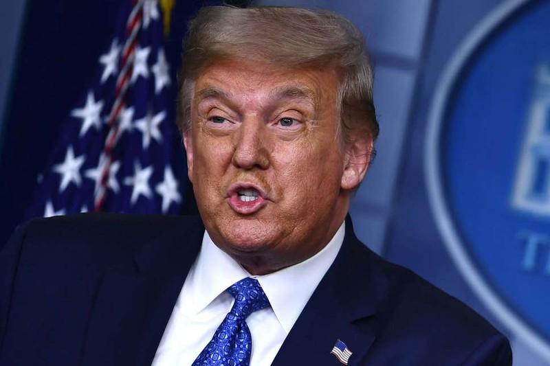 Ông Trump đề nghị hoãn bầu cử Tổng thống Mỹ, nghị sĩ đảng Cộng hòa tuyên bố bất ngờ - Ảnh 1