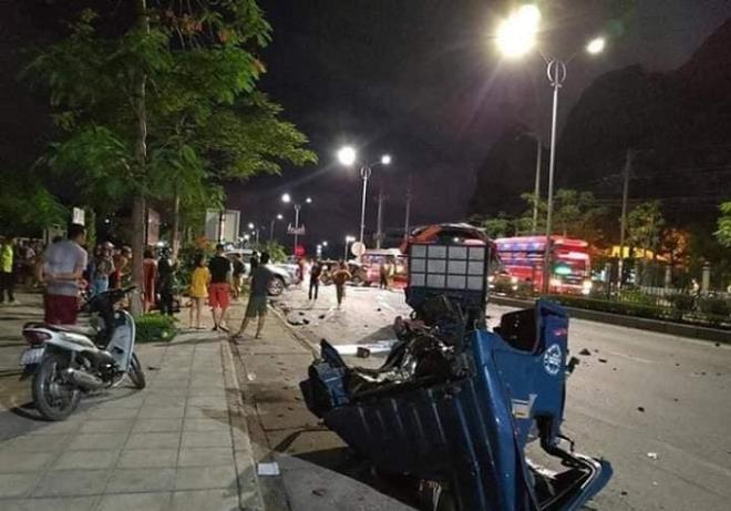 Một người tử vong trong vụ tai nạn ô tô tại Quảng Ninh - Ảnh 1