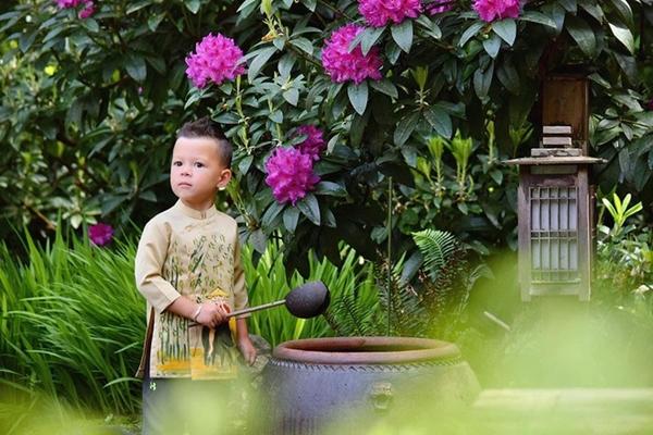"""Nhớ quê hương, mẹ Việt """"hô biến"""" khu vườn thành thiên đường bên trời Tây - Ảnh 7"""