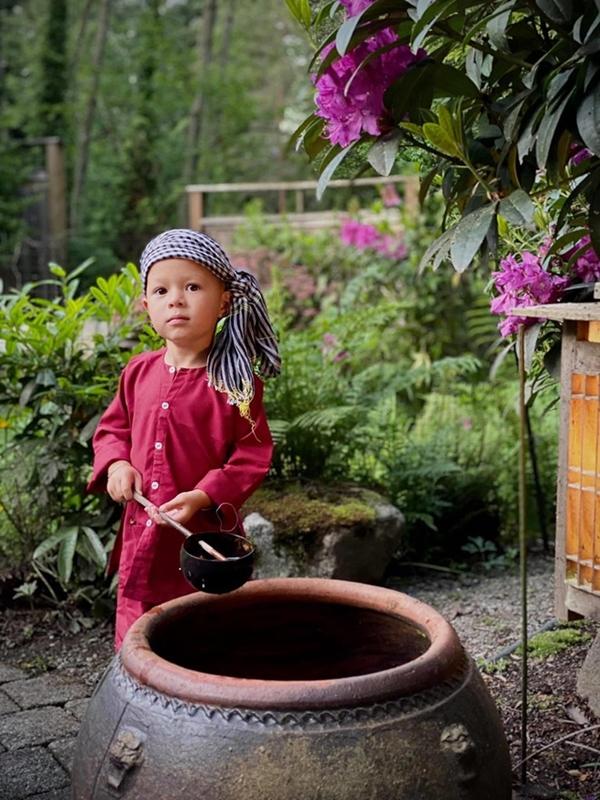 """Nhớ quê hương, mẹ Việt """"hô biến"""" khu vườn thành thiên đường bên trời Tây - Ảnh 8"""