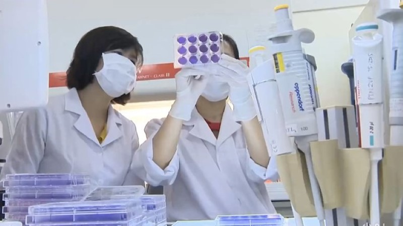 Vắc-xin phòng Covid-19 của Việt Nam sẽ được thử nghiệm vào cuối năm - Ảnh 1