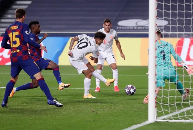 Thất bại đau đớn 2-8 trước Bayern Munich, Barcelona tính chuyện sa thải HLV Quique Setie? - Ảnh 1