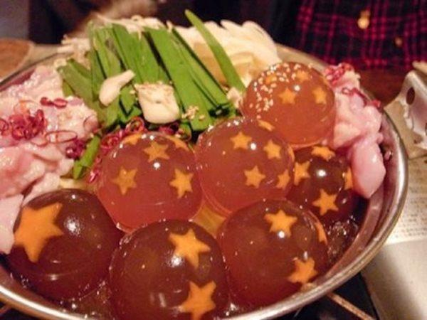 Chiêm ngưỡng món lẩu 7 viên ngọc rồng, gây sốt ở Nhật - Ảnh 2
