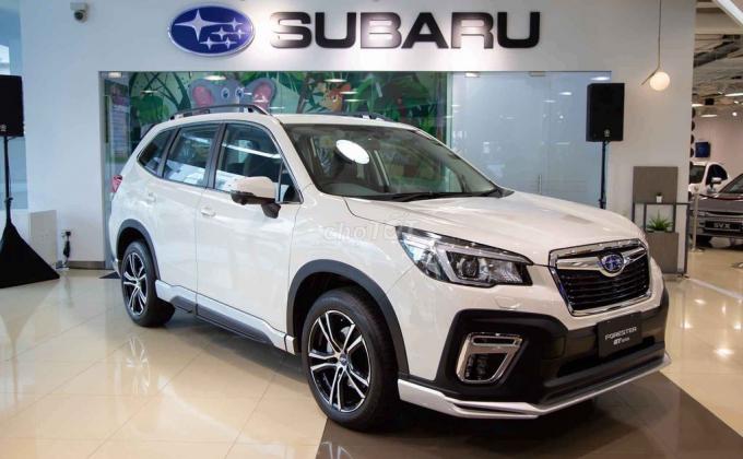Subaru Forester gây sốc khi bất ngờ giảm giá gần 200 triệu đồng - Ảnh 1