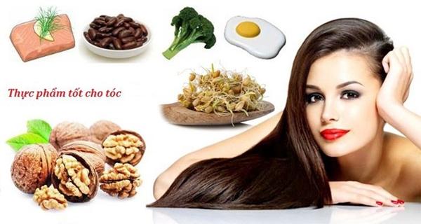Không lo rụng tóc nhờ ăn những thực phẩm này hàng ngày - Ảnh 1