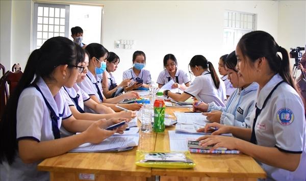 Cần Thơ: Tổ chức ăn ở miễn phí cho thí sinh vùng sâu đi thi - Ảnh 3