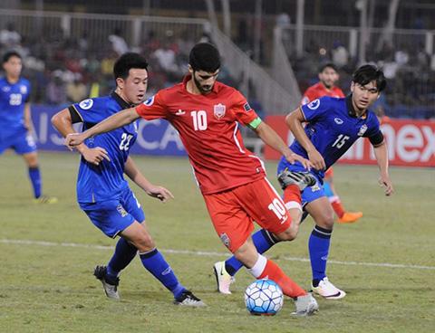 Tứ kết U19 châu Á: Đâu là 'tử huyệt' của U19 Bahrain? - Ảnh 1