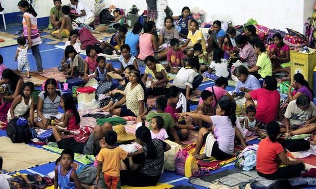 Siêu bão Haima gây thiệt hại nặng nề tại Philippines và Trung Quốc - Ảnh 2