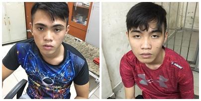 Quật ngã hai tên cướp giật tài sản của nữ du khách nước ngoài - Ảnh 1