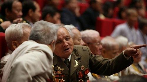 Lễ Mít tinh kỷ niệm 70 năm Ngày Toàn quốc kháng chiến - Ảnh 4